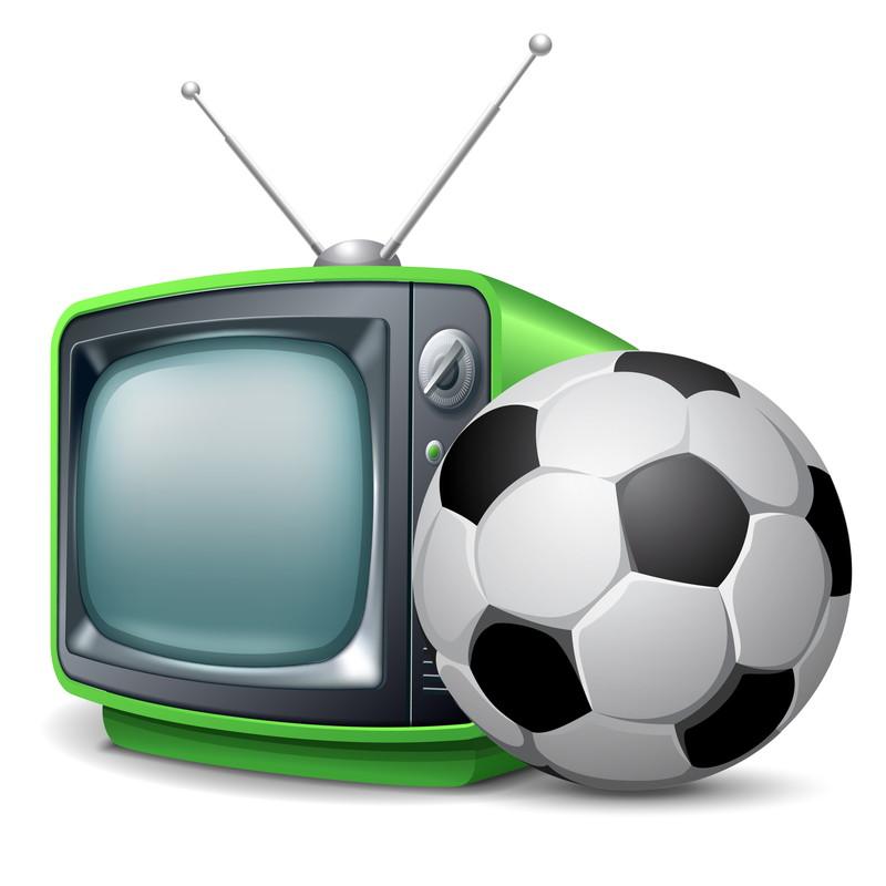 テレビとボール